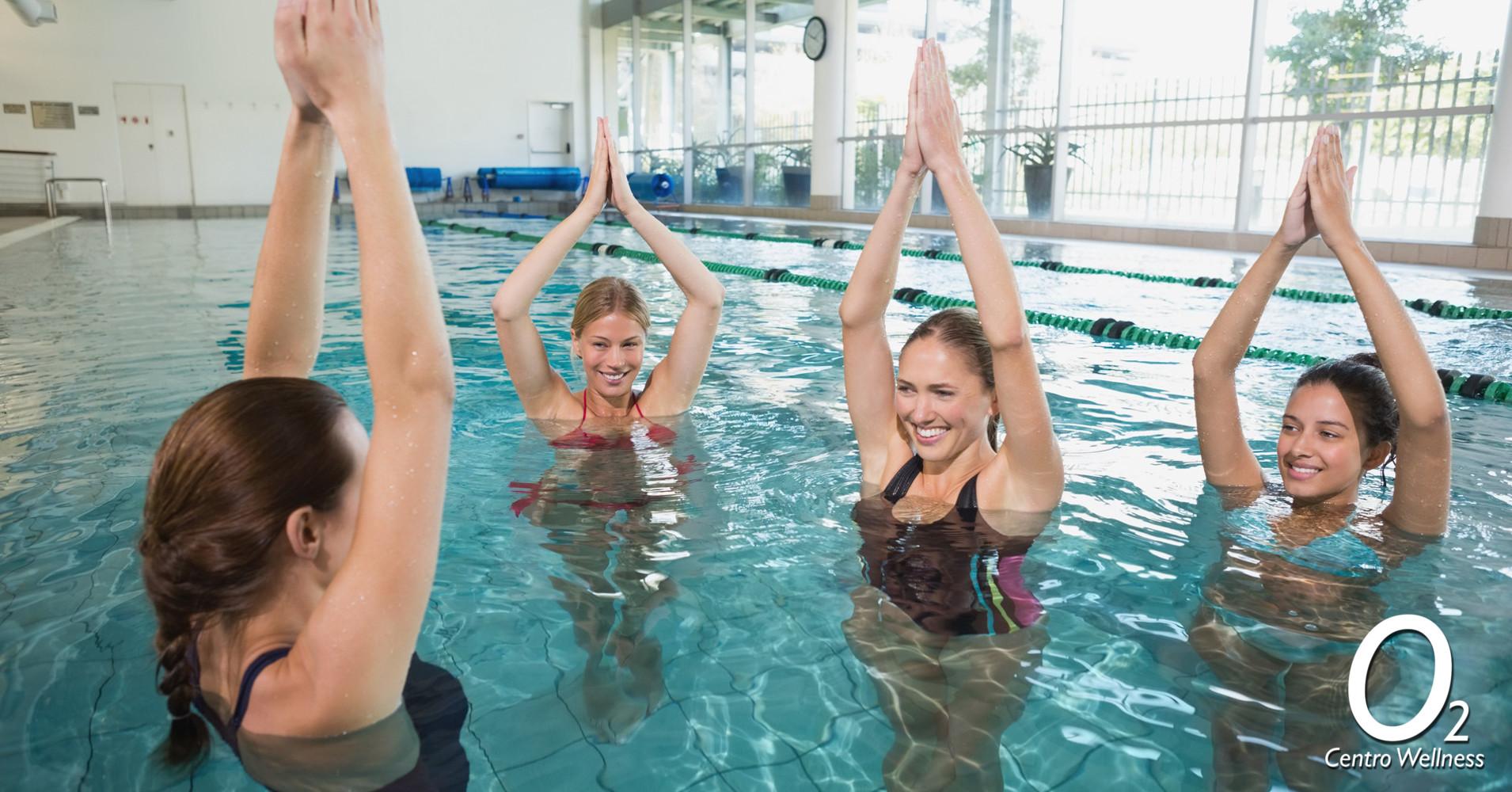 Prueba las clases con noem te sorprender n o2 centro for Gimnasio piscina madrid