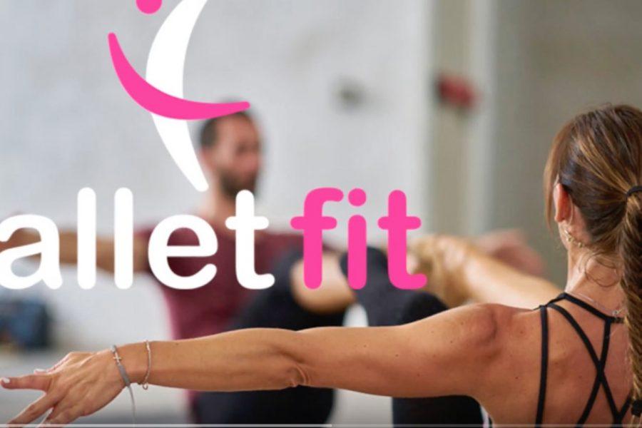 Formación de BalletFit en O2cwMadrid