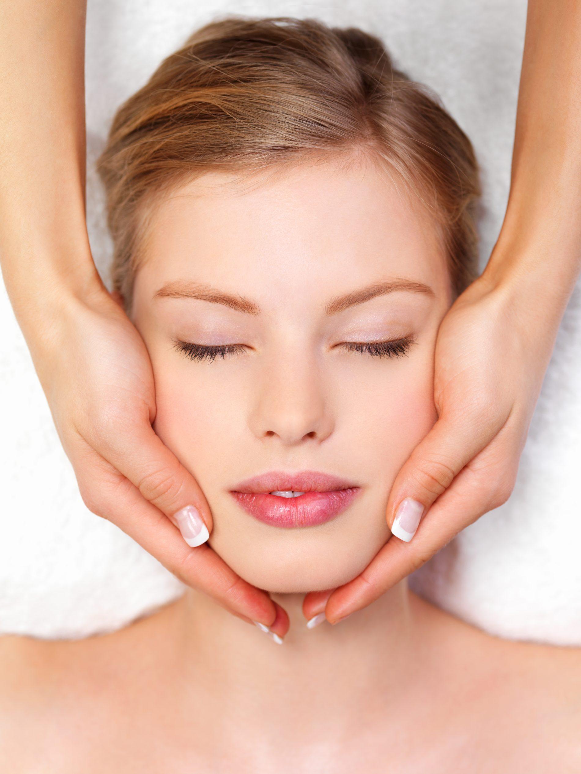 Tratamientos faciales manuales