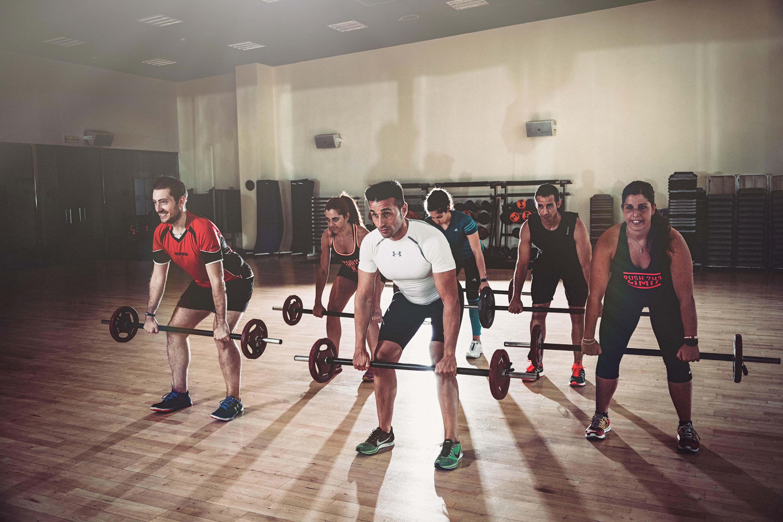 Entrena con intensidad en la master class body pump o2 for Gimnasio o2