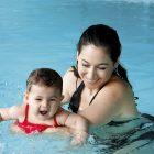 Cursos de natacion y matronatacion en o2cw madrid