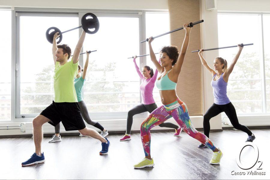 ¿Conoces los beneficios del #BodyPump?