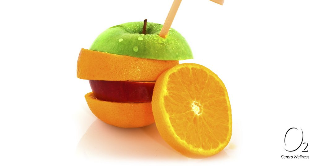 nutricion y alimentacion saludable en o2cw para cuidar la linea