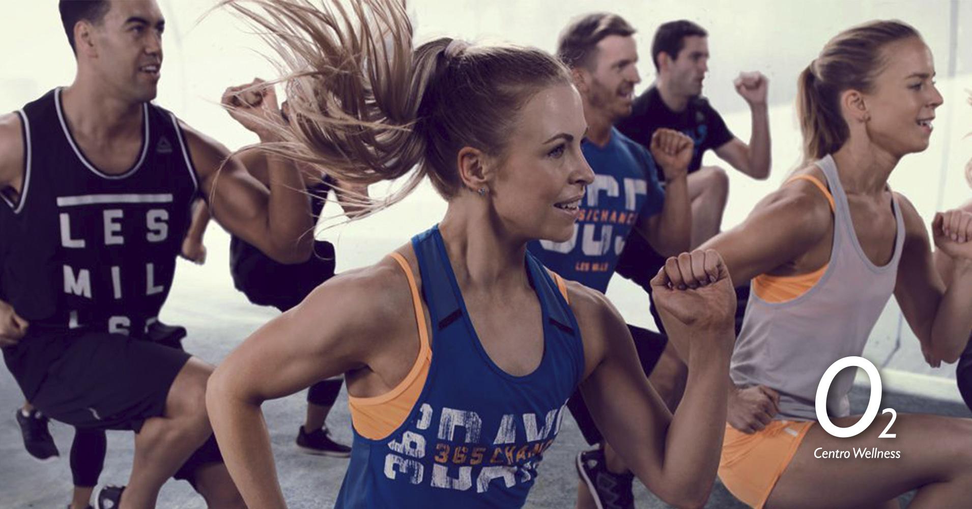o2cw eventos lesmills sala fitness entrenamiento body attack