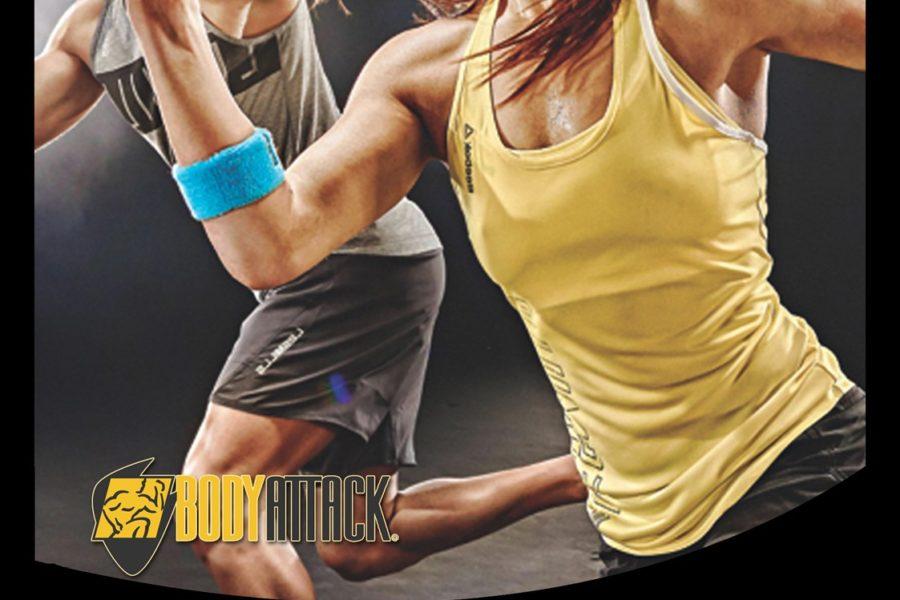 Presentación Body Attack Viernes 30 de Noviembre