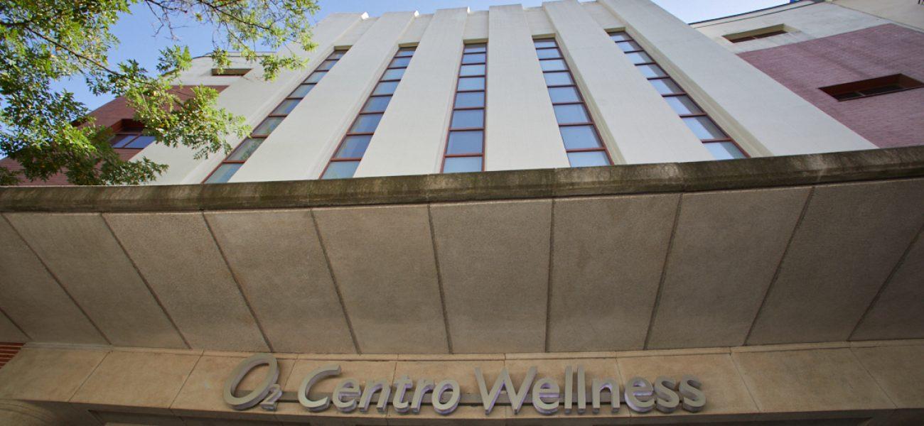 Gimnasio O2 Centro Wellness Manuel Becerra