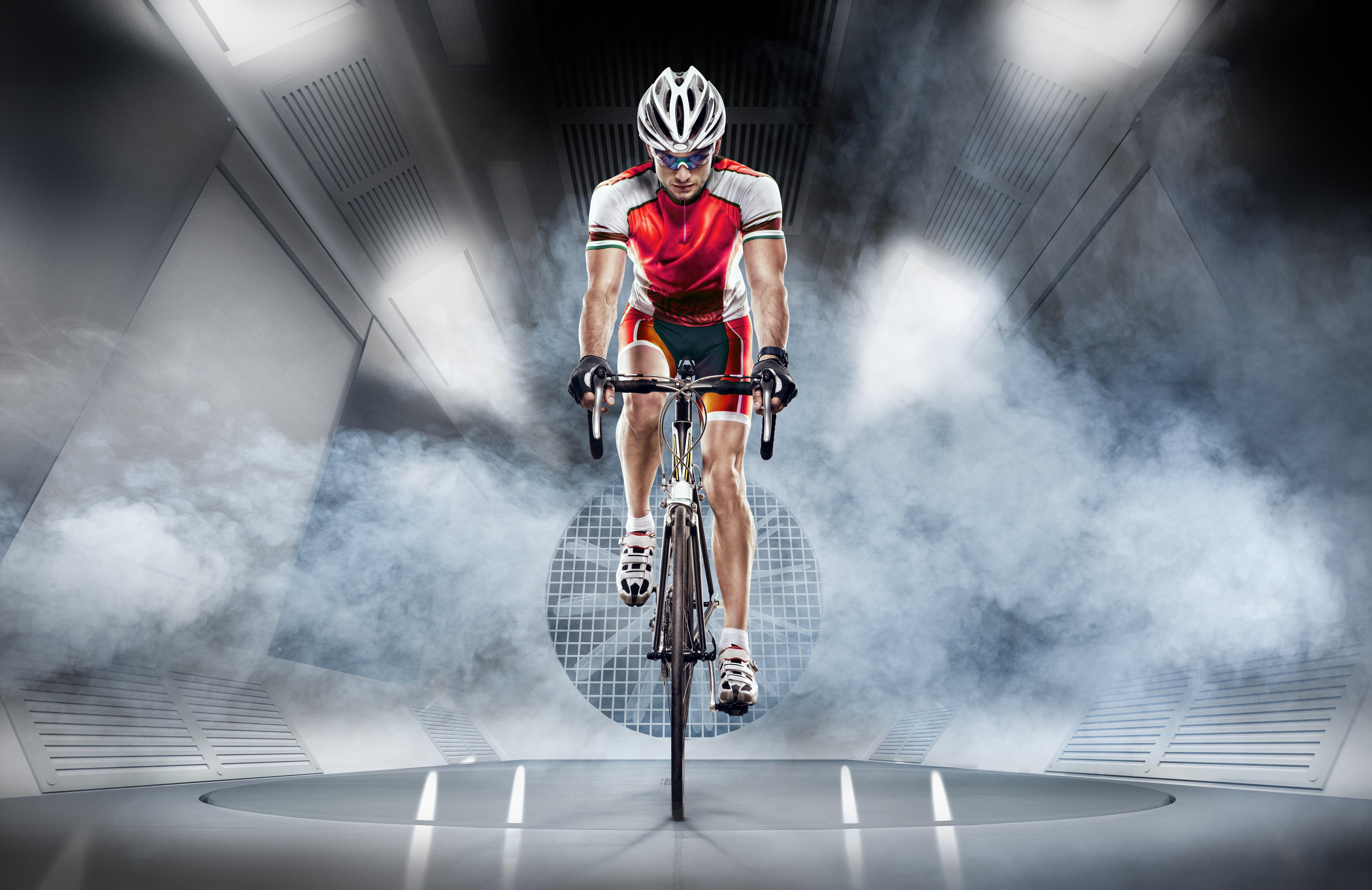 Entrenamiento para ciclismo