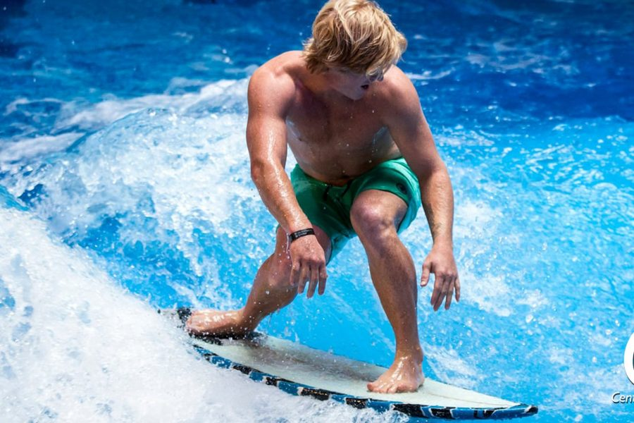 Para los que les fascina el Surf