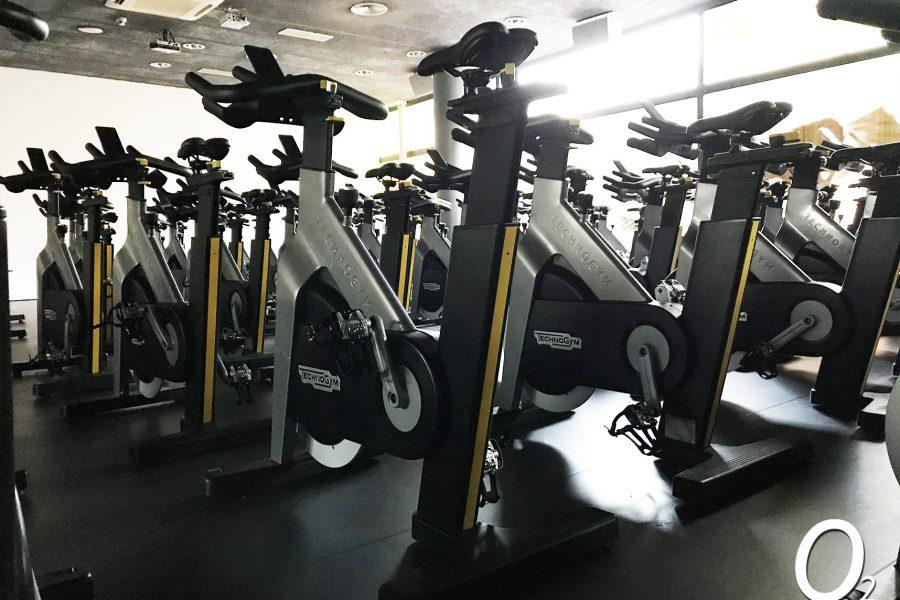 Entrena con las Bicis de la Wellness RevO2lution