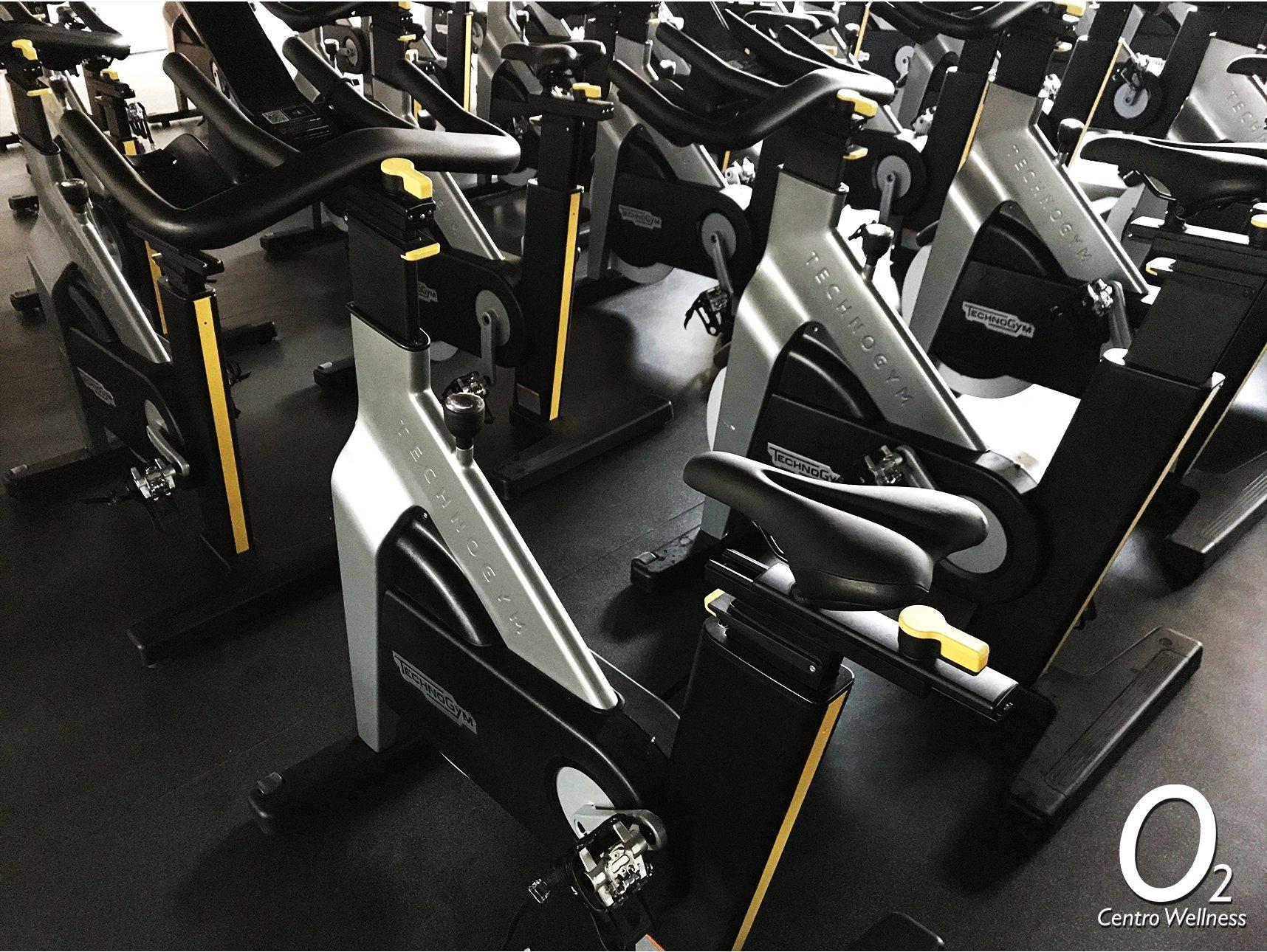 Saca el m ximo partido a las bicis de la wellness for Gimnasio o2