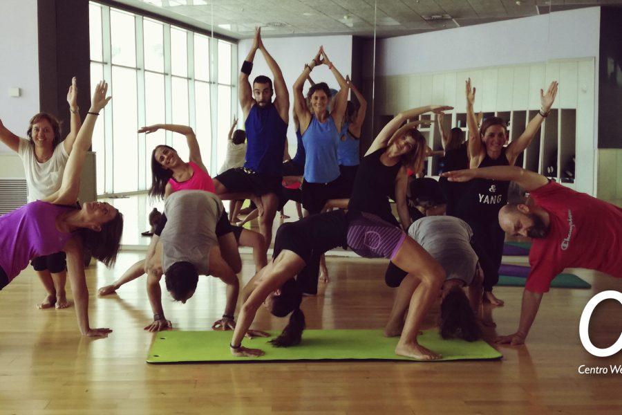 Desconecta tu cuerpo y mente en Body Balance