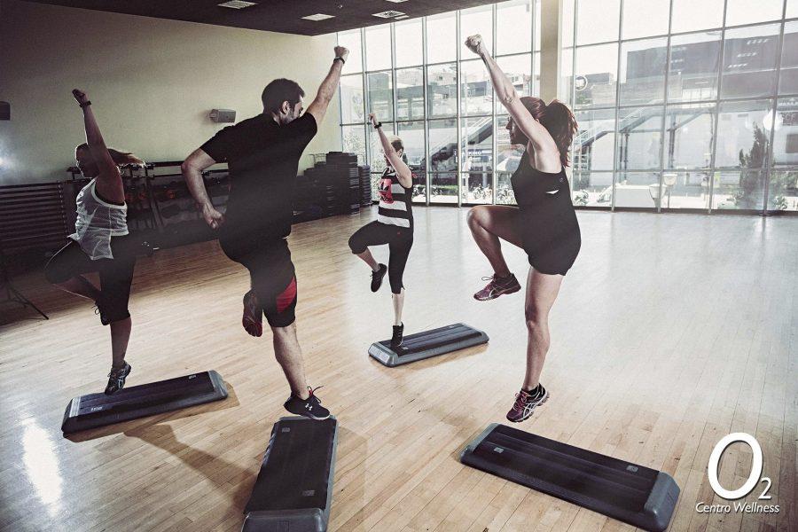Tonifica tu cuerpo: ¡Step!