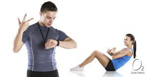 Actividades fitness en o2cw para estar en forma