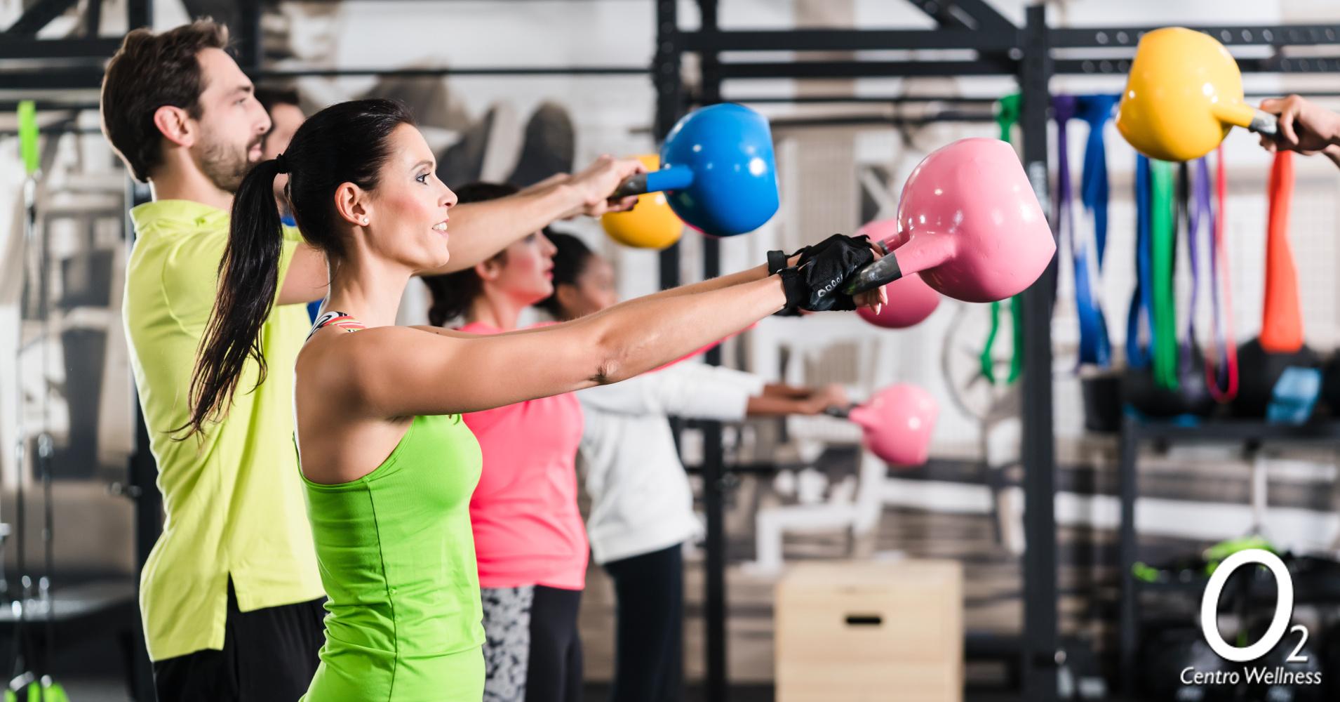 Circuito Gimnasio : Circuito alta intensidad gimnasio fitness o centro wellness