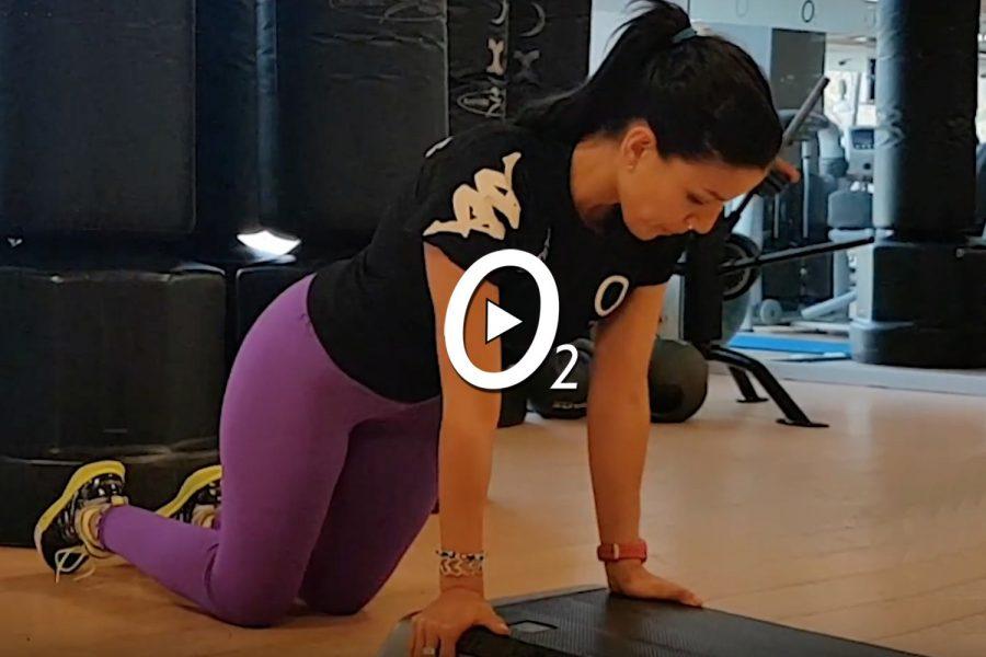 Pierde grasa con un ejercicio muy sencillo