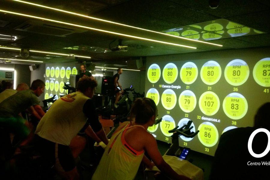 Sigue tu burbuja en Ciclo Indoor y Rétate