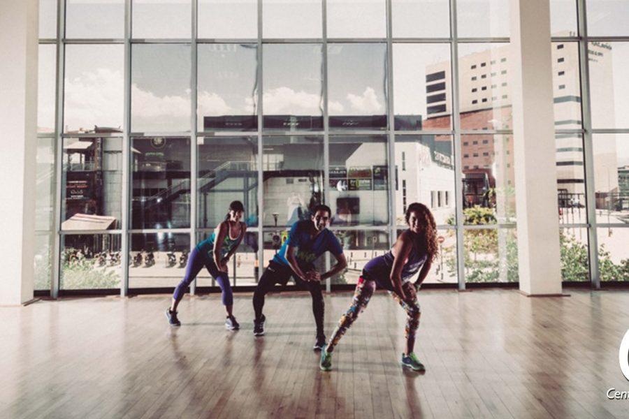 Baila con ritmo en la MasterClass especial de Zumba
