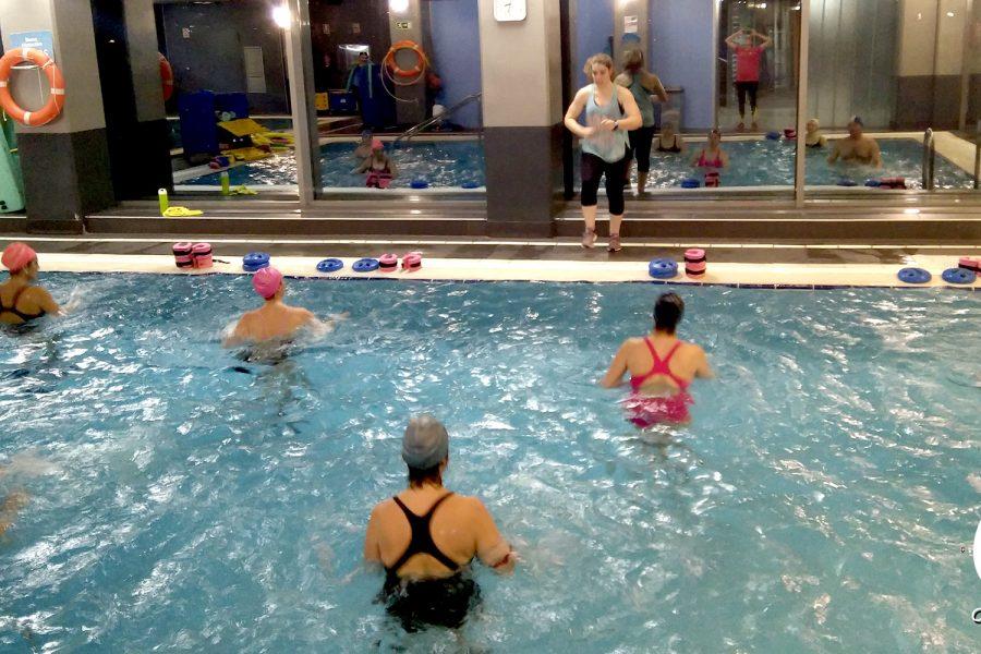 Ejercita tu cuerpo en Aquawellness