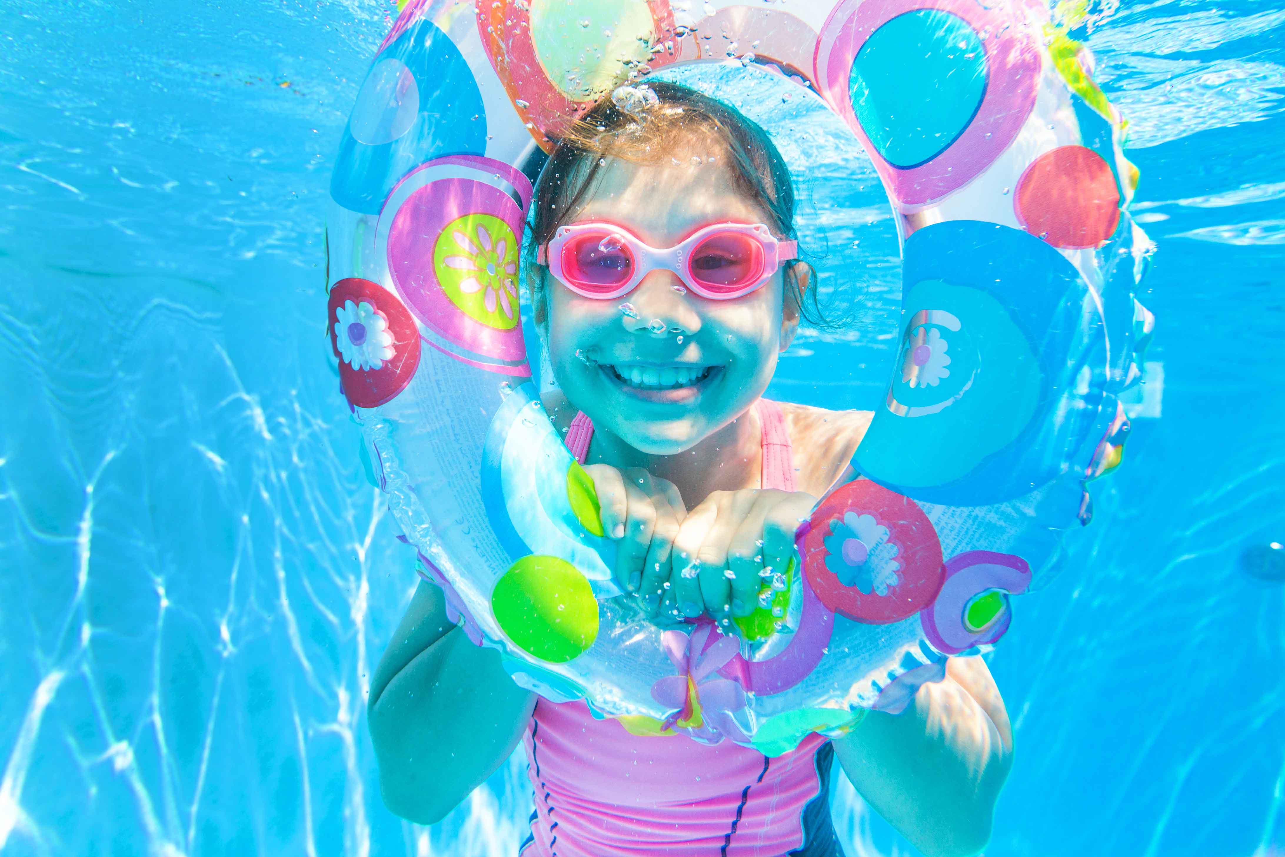 Ventajas de practicar natación a todas las edades