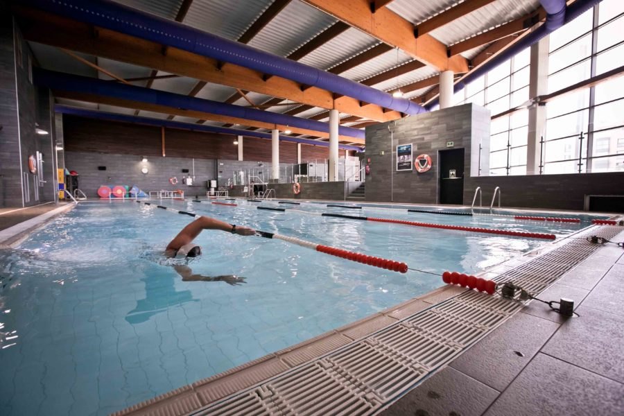 Cursos de natación para todos los niveles en O2CW Sexta Avenida